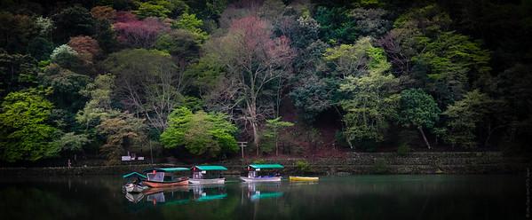 Arashiyama , Kyoto ; Japan