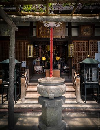 Kofukuji Temple , Nara , Japan