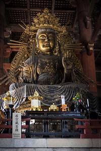 Kokuuzo Bosatsu, Wisdom Budha