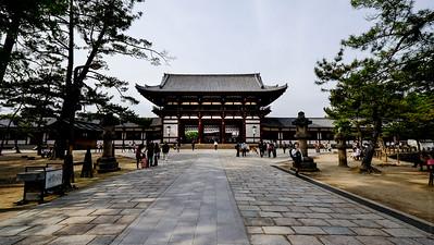 Todaiji Temple, Nara , Japan