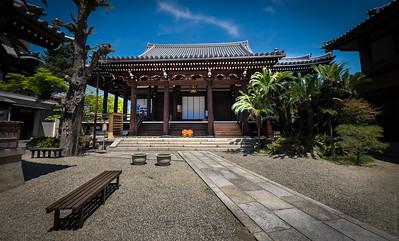 Mini Temple in Nara