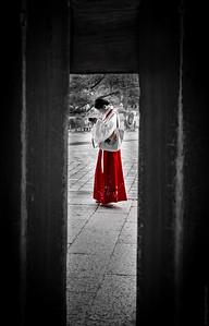 The Korean Girl in Japan