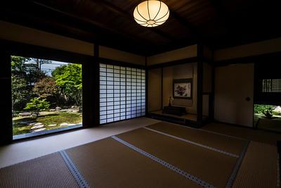 A typical Nara Home / Meditation Room