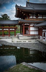 ByodoIn Temple, Uji City , Kyoto , Japan