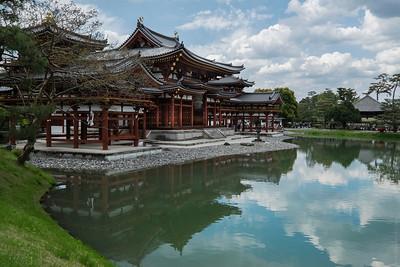 Byodo-In Temple , Uji City  ,Kyoto , Japan