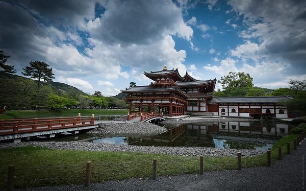 Uji City & Byodo In Temple