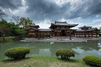 Byodo-In Temple , Uji , Kyoto , Japan