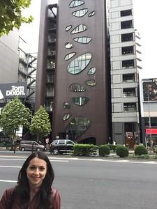 Architecture, Omotesando, Tokyo