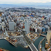 A View from the Yokohama Landmark Tower