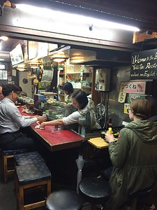 Yakitori, Omoide Yokocho, Tokyo