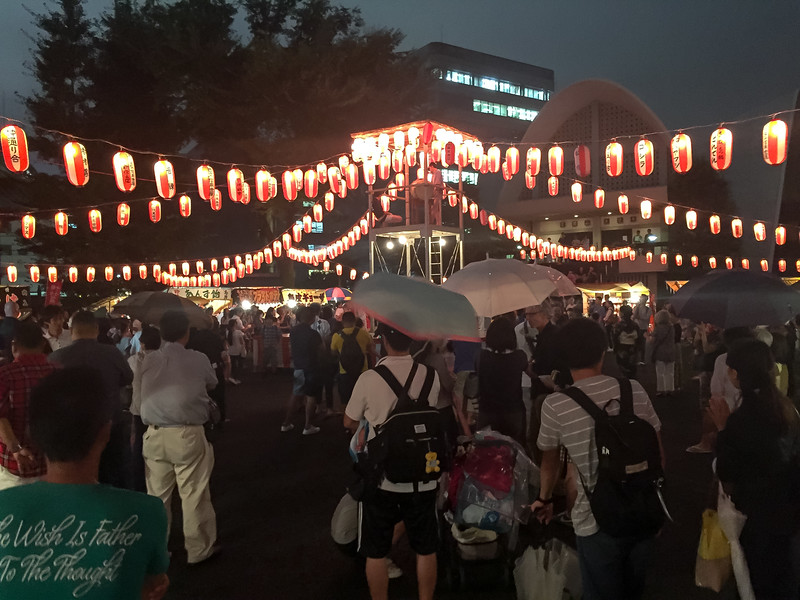 I stumbled across a random festival happening in the middle of Shinjuku (a neighborhood in Tokyo).  A shame I had left my good camera at home to go out to get a quick bite to eat!