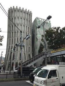 Hugo Boss Building, Omotesando, Tokyo