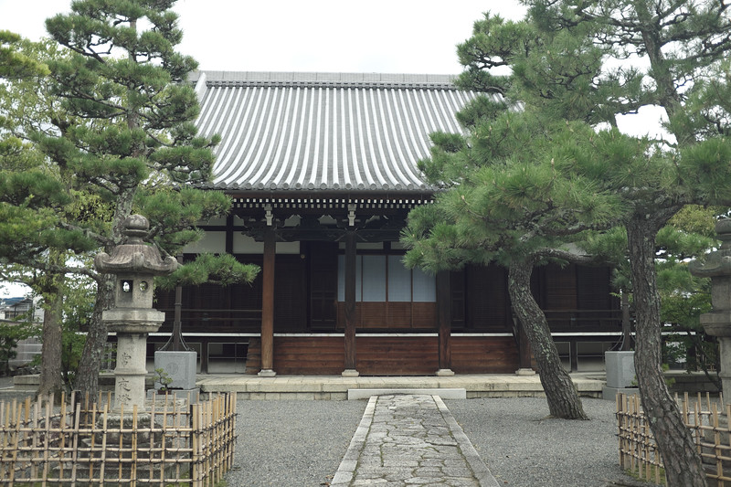 Jozenji Temple grounds