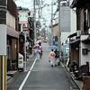 Side street in Gion