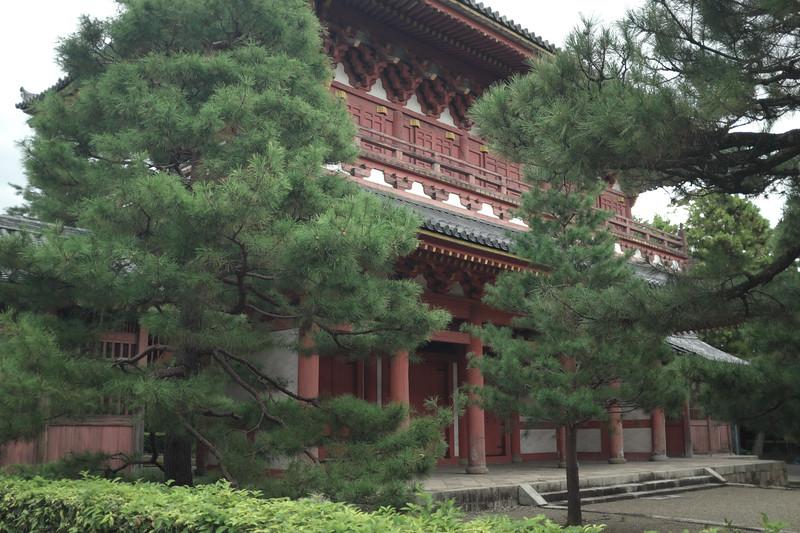 Daitokuji Temple (Portion)