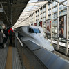 Shinkansen - Japan's high speed bullet trains