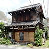 Many old homes in Yanaka.  It wasn't bombed in WWII