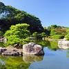 Japanese Garden at Ohori Park, Fukuoka
