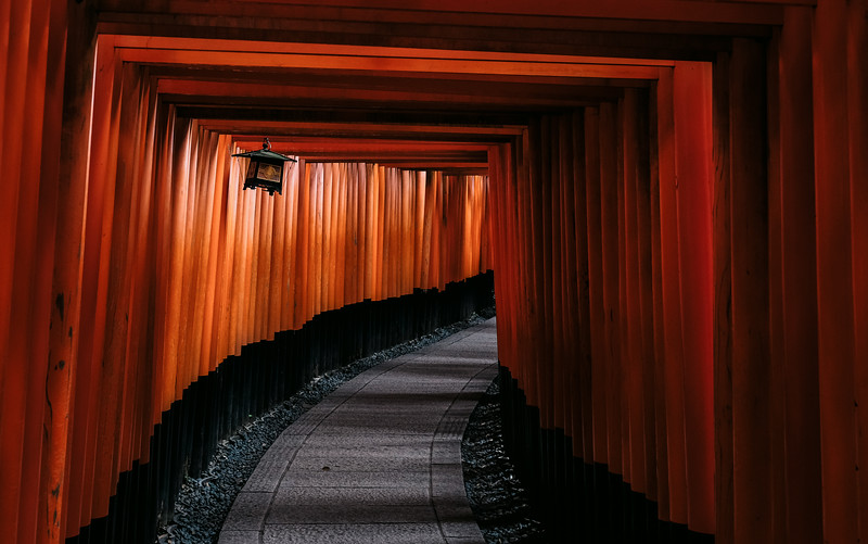 Kyoto - Fushimi-Inari Shrine