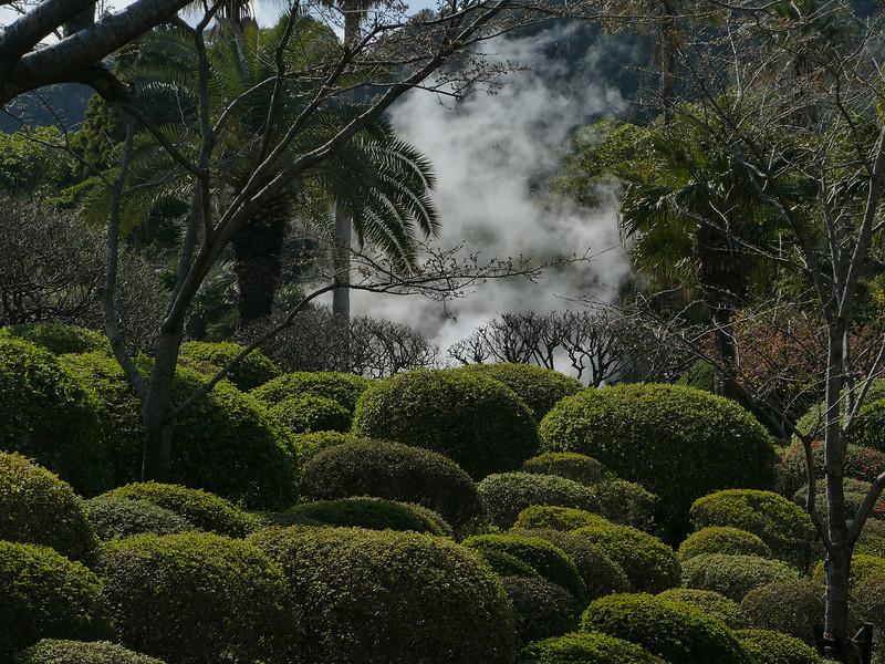 Beppu thermal area