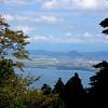 Kanonji-Jo, above Omihachiman
