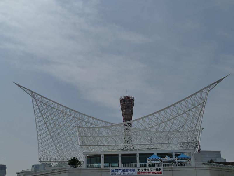 Kobe Maritime Museum & Kawasaki Good Times World