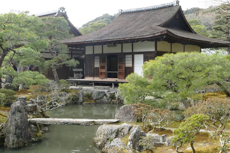 Silver Temple, Kyoto