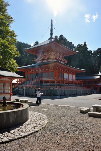 The Hokke-ji Soji-jn To-do complex