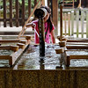Purification Fountain at Meiji Shrine