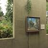 3-D portraits at the Garden Museum atop Hieizan