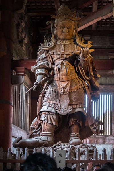 Todai-ji guardian