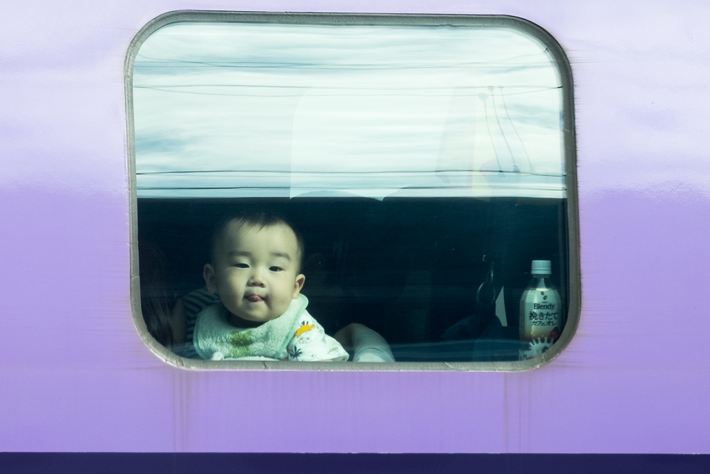 Baby train