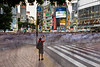 Shibuya crossing time lapse