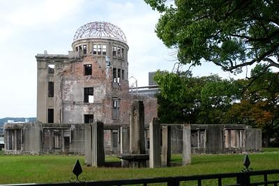 A-Bomb Dome - Genbaku Dome.