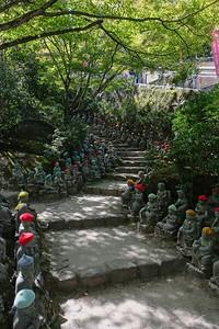More Rakan Statues.