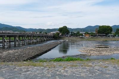 Arashiyama Park Nakanoshima Area.