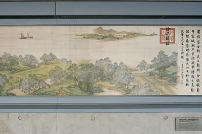 """Zhang Zeduan, """"Qingming shaghe tu""""."""