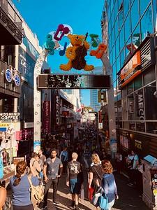 Takeshita Street.