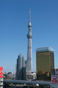 Tokyo Sky Tree.