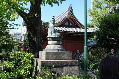 Hashimoto Yakusi-do Temple.