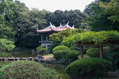 The Kuy-Goryo-Tei, Taiwan Pavilion.