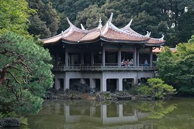 Kuy-Goryo-Tei, Taiwan Pavilion.