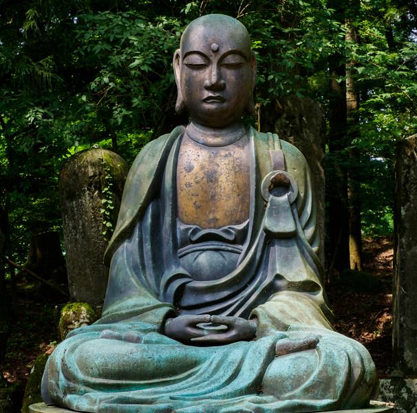 Buddha at Ohaka Shakado