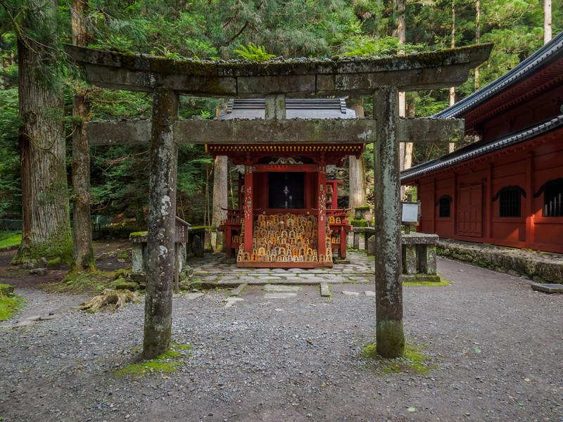 Kitano Shrine; prayers for expectant mothers