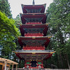 Gojunoto, 5 story pagoda