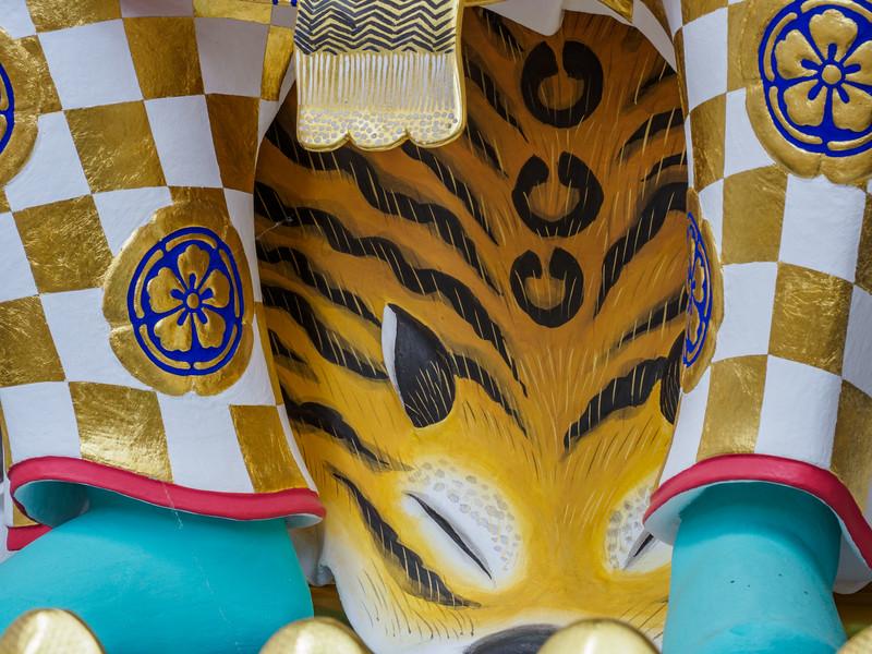 Zuijin guardian statue mystical animal seat