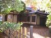Tea-house in shrine gardens, built by Meiji emperor for his queen.