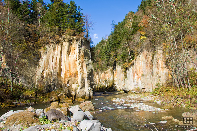 Sounkyo Gorge