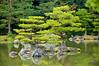 Garden of the Rokuon-ji Temple