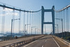 Across the Seto Ohashi Bridge